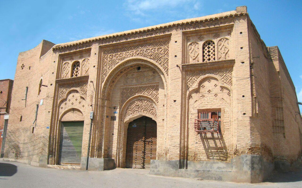 بافت تاریخی و معماری دزفول - مطالب ابر خانه تاریخی زرگر
